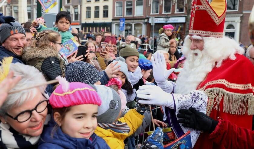 ALKMAAR, 09–11-2019, Sinterklaas Alkmaar,Sinterklaas, intocht, zwarte piet, roetveeg piet