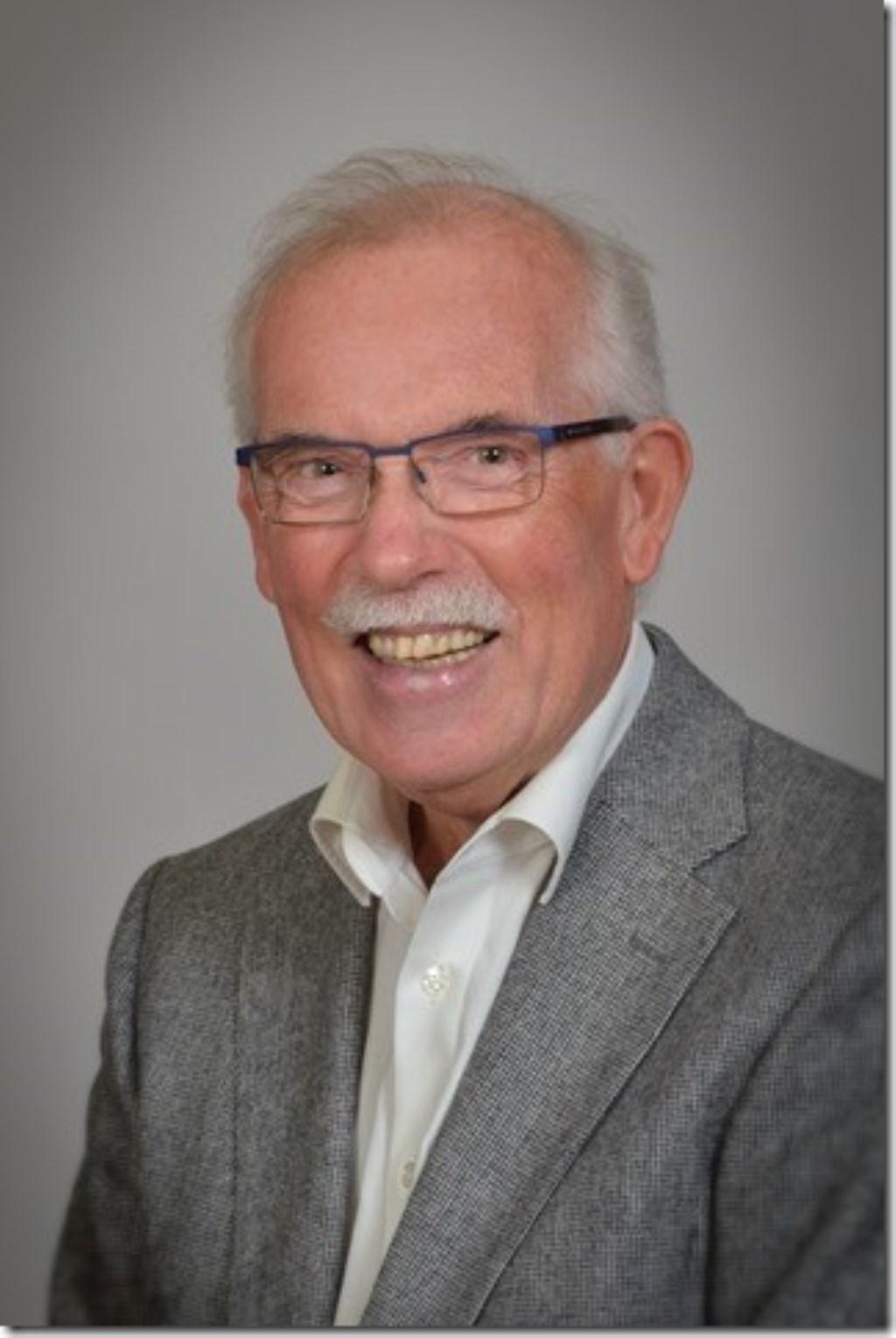 Auteur Wim Spruit.  © rodi