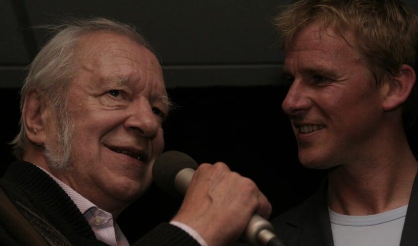 Shaffy zelf was al fan van Niels van der Gulik