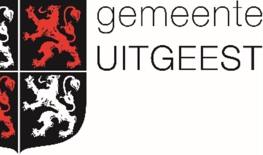 Het wapen van de gemeente Uitgeest