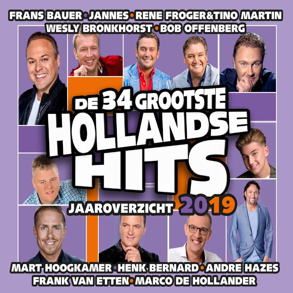 De 34 grootste hits van eigen bodem.  © rodi