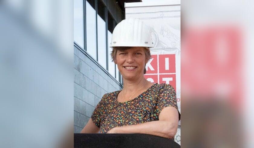 Historica Pauline van Vliet.