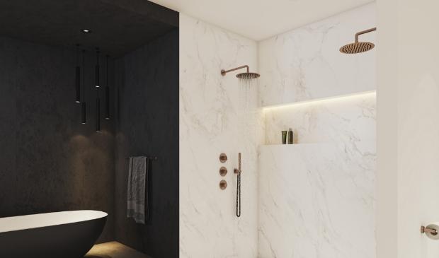 Brons in de badkamer? Goed plan!