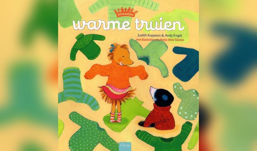 Prentenboek 'Warme truien' wordt voorgelezen in School 7.