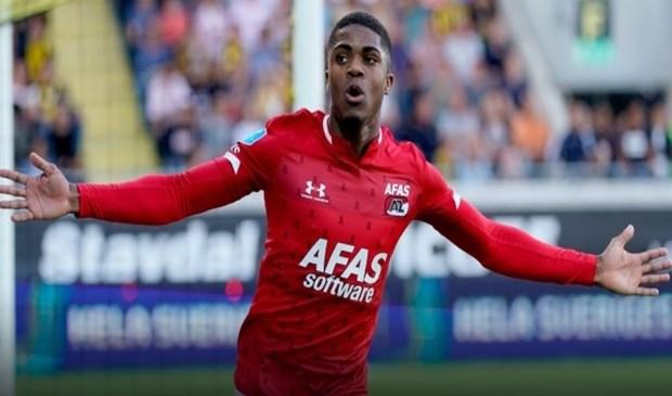 Spits Myron Boadu scoorde tweemaal.