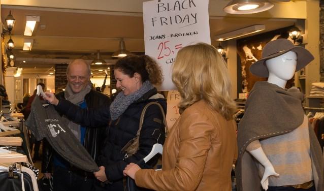 De uit Amerika overgewaaide koopjesdag krijgt in Nederland steeds meer navolging.