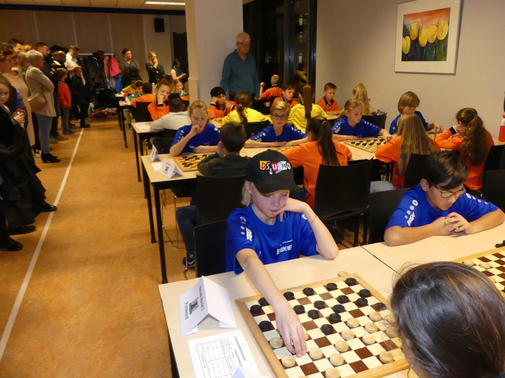 Het kampioenschap wordt voor de 46e keer gehouden.  © rodi