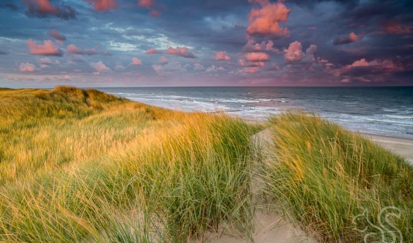 Zo schitterend is de Nederlandse kust.
