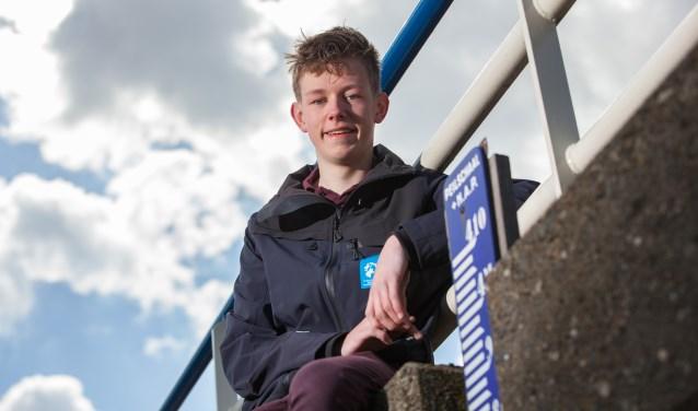Volg jij Rodny Stolk op als ambassadeur voor de jeugd voor het waterwerk in Noord-Holland?