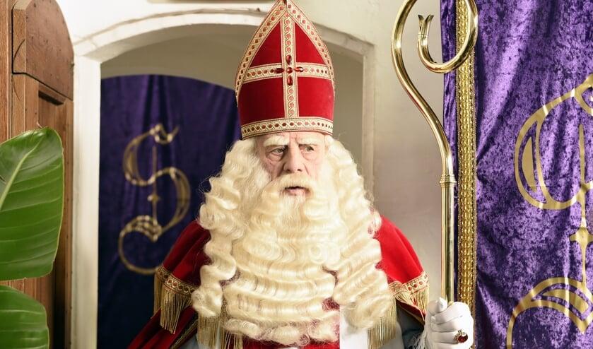 Sinterklaas heeft het zwaar in De Brief voor Sinterklaas.