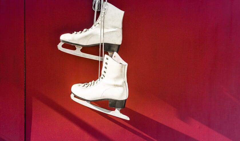 Blijven de schaatsen dit jaar in de kast...?