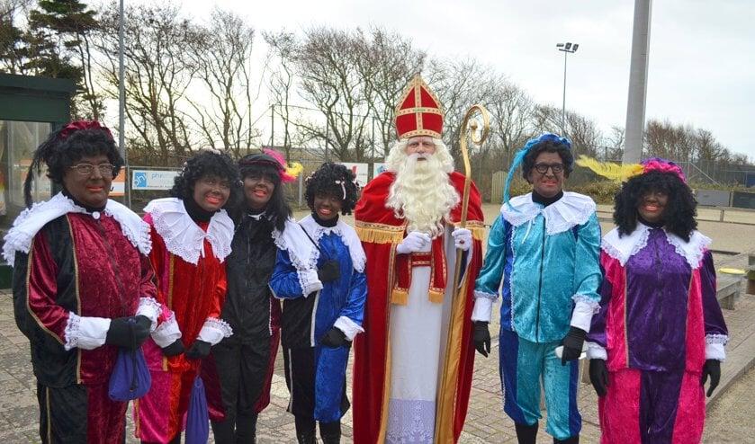 Het Gilde van Sinterklaas is ook weer van de partij.
