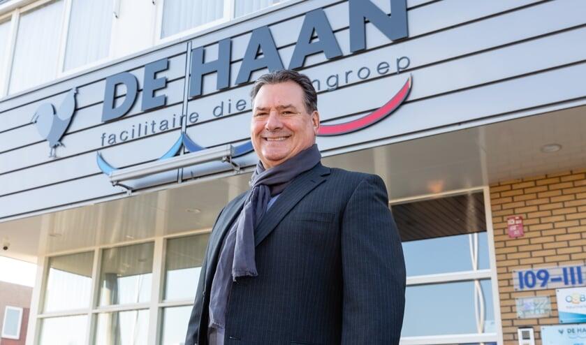 """John de Haan: """"Als ondernemer is het belangrijk om mensen om je heen te verzamelen die je op de gebieden waar je minder goed in bent, kunnen adviseren."""""""