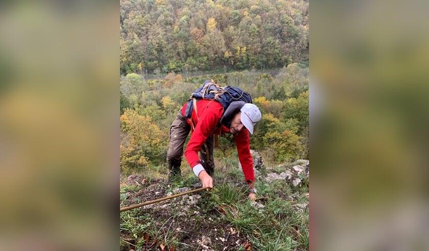 Bob Stuurman gat de hoogste berg van Afrika beklimmen voor het goede doel?