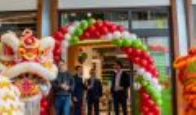 De tweede Amsterdamse vestiging van Amazing Oriental is vrijdag 29 november officieel geopend.