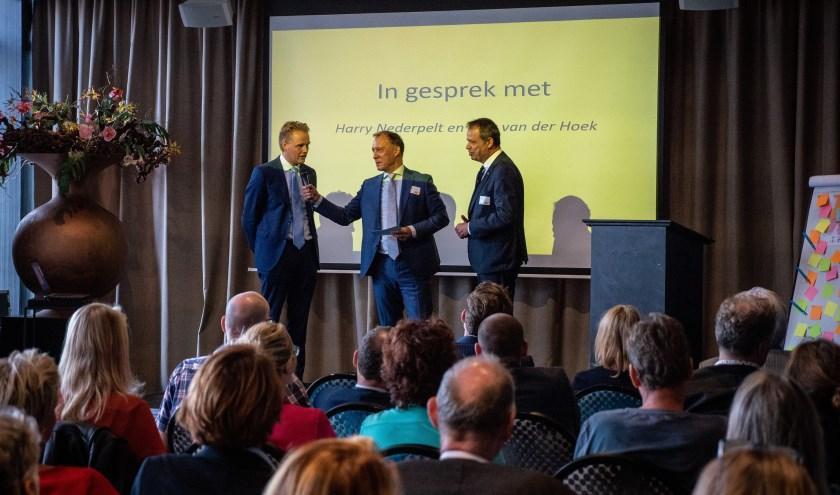 De regiogemeenten organiseerden recentelijk de eerste verblijfsrecreatietop Holland boven Amsterdam.