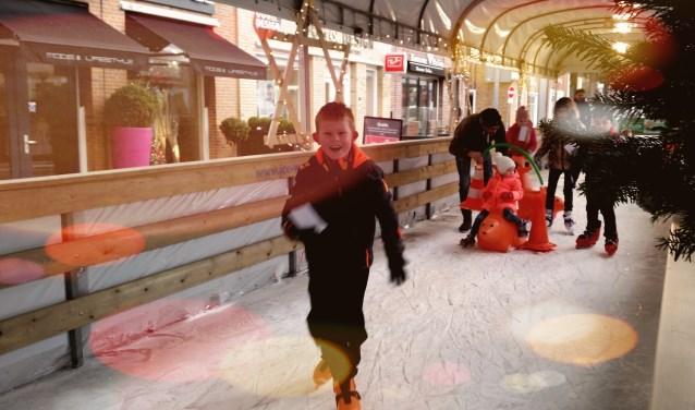 Helderse ijsbaan gaat weer open.