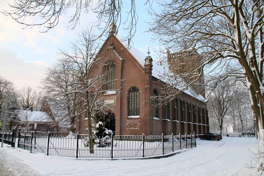 Sneeuw verhoogt de kerstsfeer in Aartswoud. Komt er dit jaar een pak? Foto: www.fotografiehannekedeboer.nl © rodi