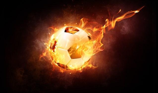 Voetbal.