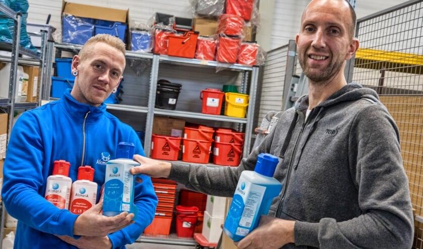 Matthijs van Baasbank en Ramon Reukers
