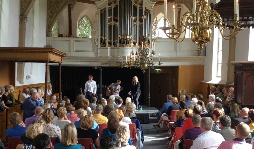 In het Groene kerkje worden diverse concerten gegeven.