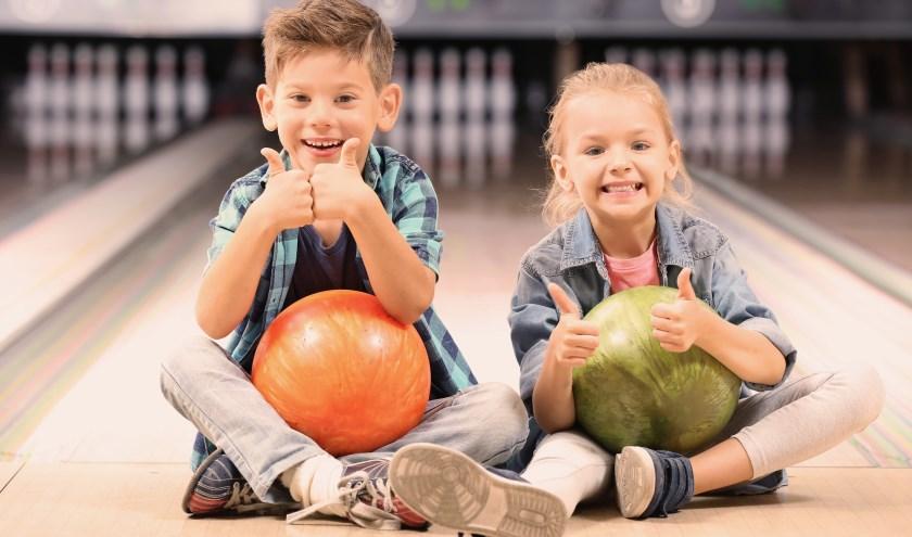Bowlen is een leuke en gezellige sport voor jong, maar ook ouder.