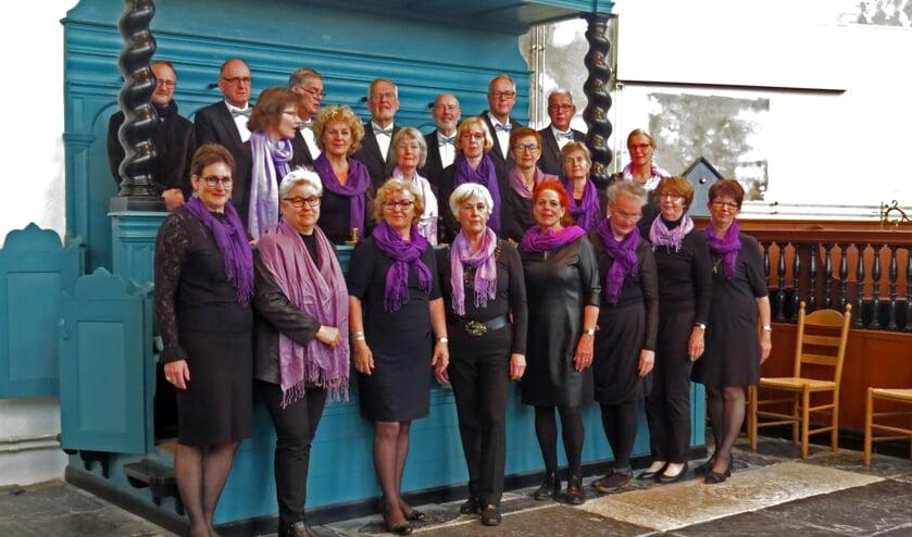 Het Wogmeers Vocaal Ensemble.