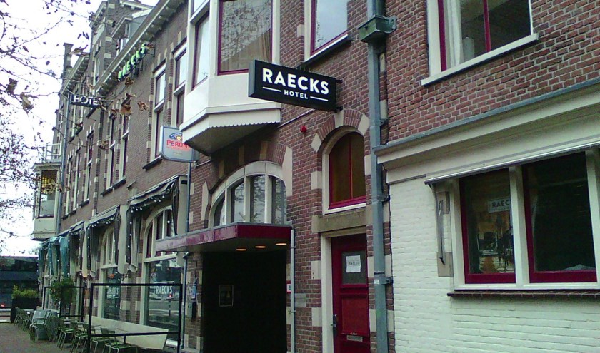 De horeca van De Raecks sluit een week.