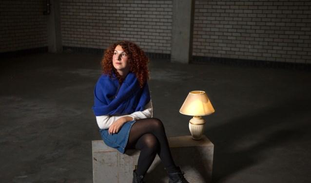theatermaker Naomi Steijger.