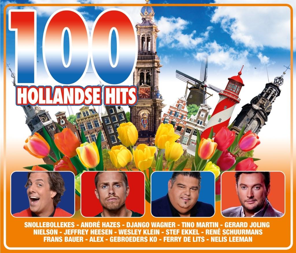 Alle Hollandse hits op 4 cd's.