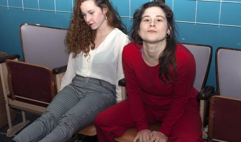 Theatergroep De Vrouwen van Wanten.