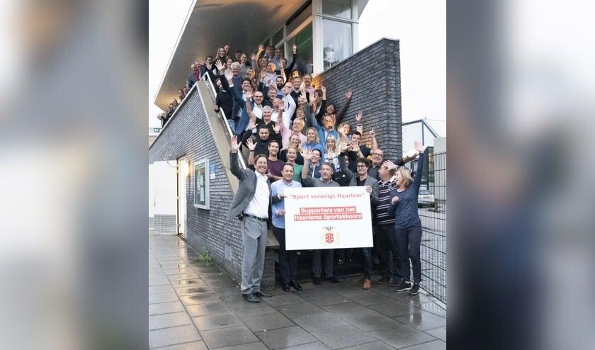Het Haarlems Sportakkoord moet iedereen aan het sporten krijgen.