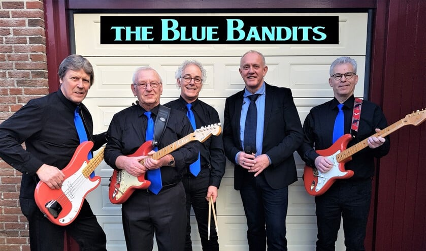Met The Blue Bandits de voetjes van de vloer.