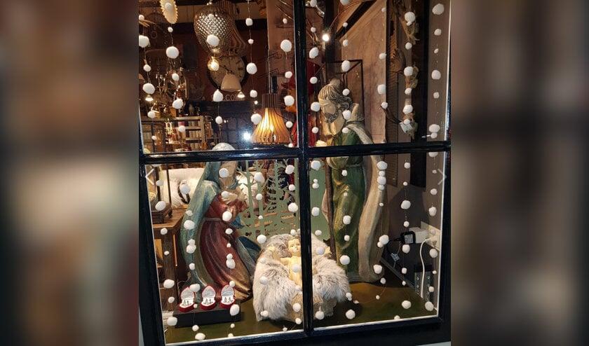 Traditioneel kan  dit jaar weer de sfeervolle kerststallenroute worden gelopen.