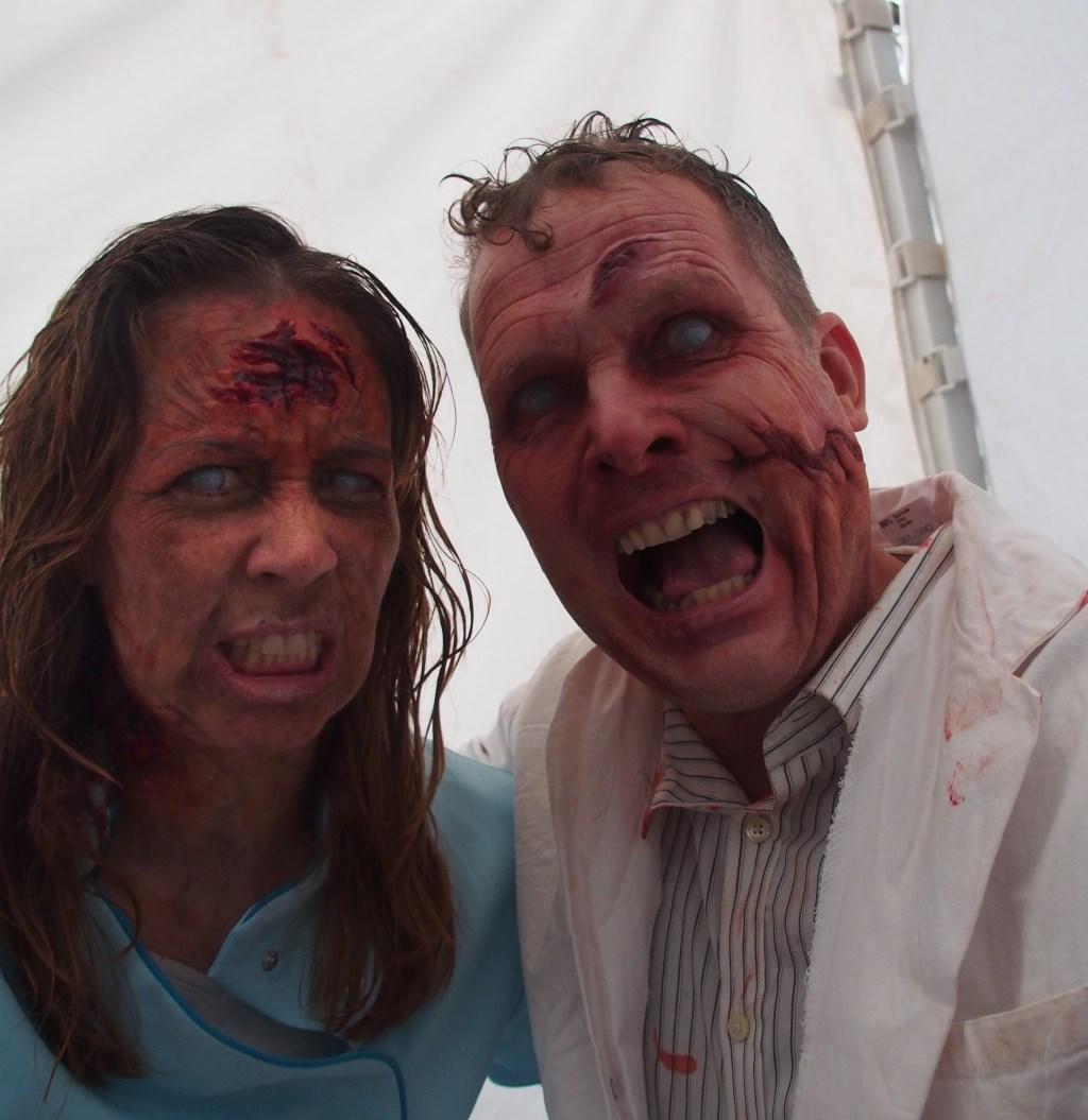Eveline en Bart. (Foto: aangeleverd) © rodi