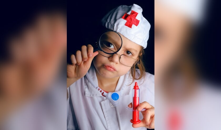 Verdovende zalf voor kinderen die een injectie krijgen.