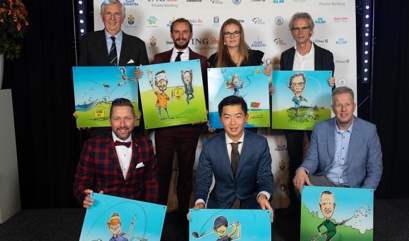 De uitreiking van de Golf Awards in 2018 is de laatste geweest in die vorm. (Foto Ronald Speijer)
