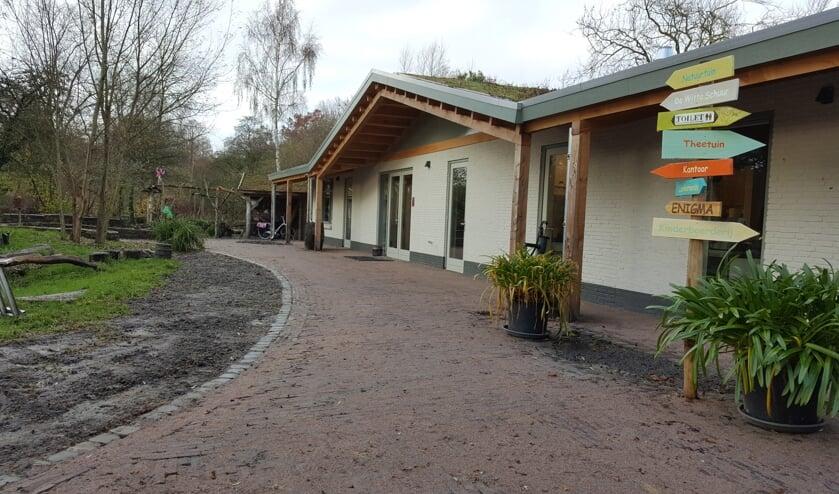 Het nieuwe Bezoekerscentrum Hertenkamp Enkhuizen