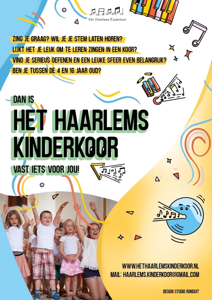 Haarlems Kinderkoor Josephine Drehmanns © rodi