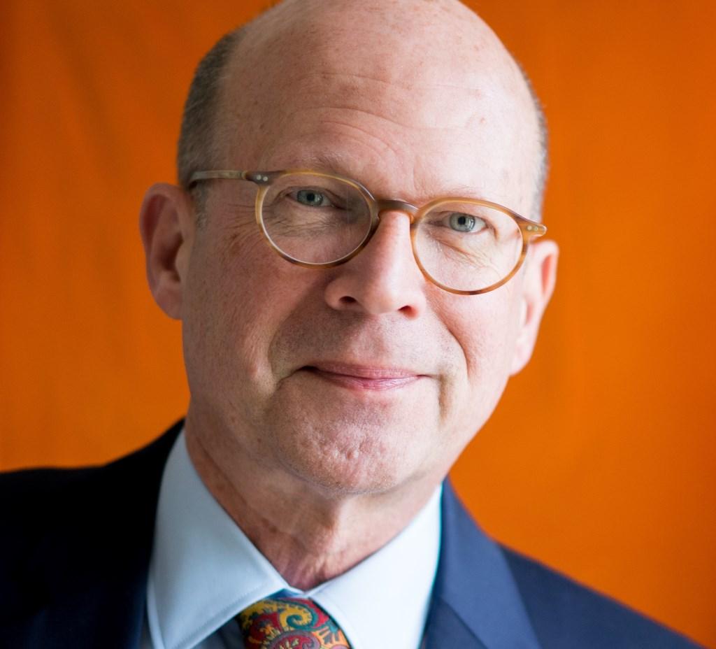 Peter van der Toorn van Syngenta: 'Enkhuizen heeft oplossing voor voedselproblematiek in handen.' (Foto: Syngenta aangeleverd) © rodi
