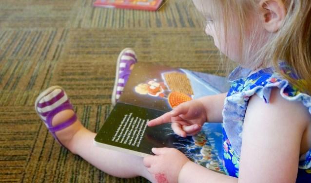 Op het Makkelijk Lezen Plein staan boeken die aansprekend zijn voor kinderen. Ze zijn geselecteerd vanwege het eenvoudiger taalgebruik, de duidelijke lay-out, de aansprekende omslag en de aantrekkelijkheid van de inhoud.