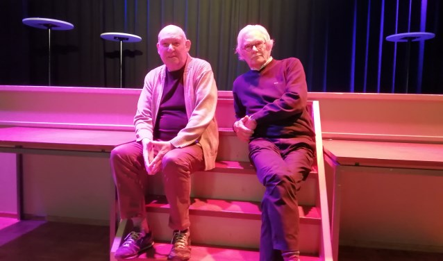 Jan Holvast en Don Rotteveel zijn nauw betrokken bij de ambitieuze plannen.