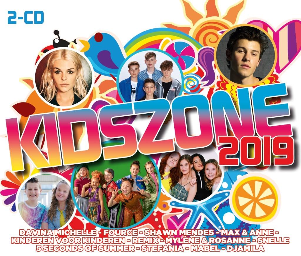 De dubbelaar Kidszone 2019.  © rodi