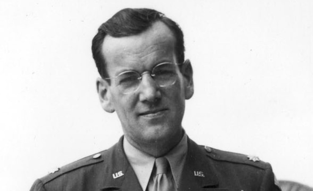 Maj. Glenn Miller.