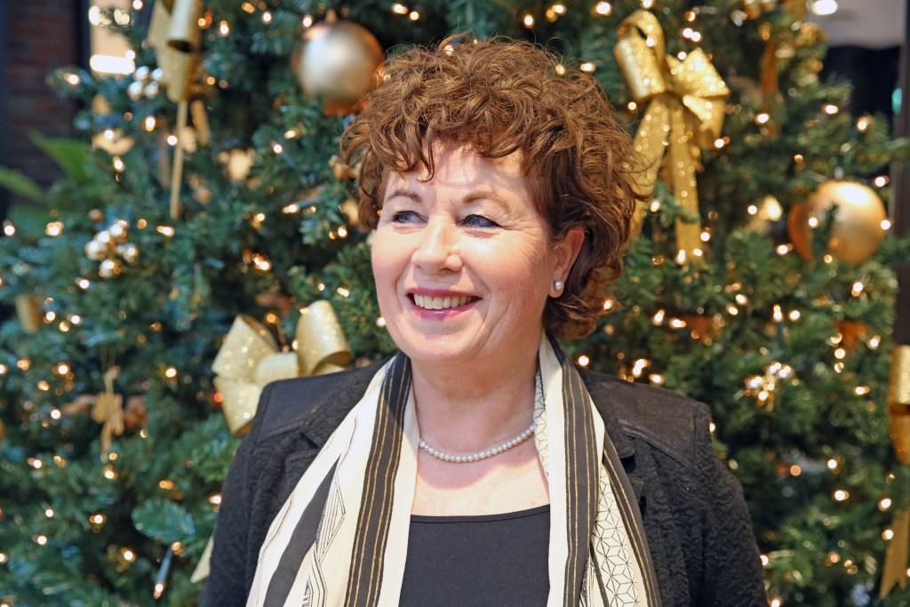 Het komende jaar ziet burgemeester Kompier met vertrouwen tegemoet.  (Foto: Theo Annes      06 53328812) © rodi
