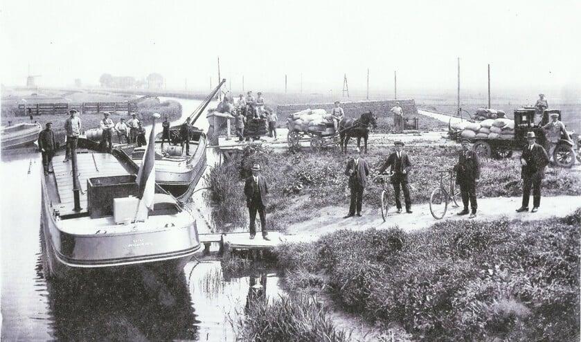 Heerhugowaard en Langedijk zijn al heel lang met elkaar verbonden.
