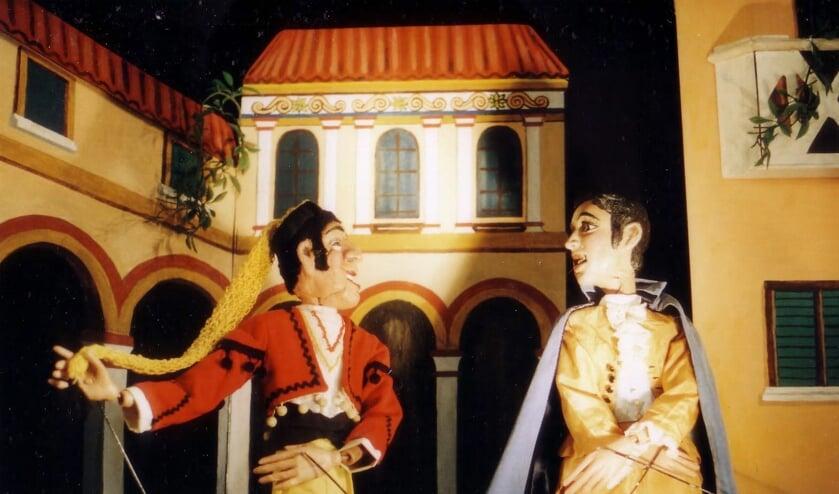 De barbier van Sevilla speelt in de buiksloterkerk.