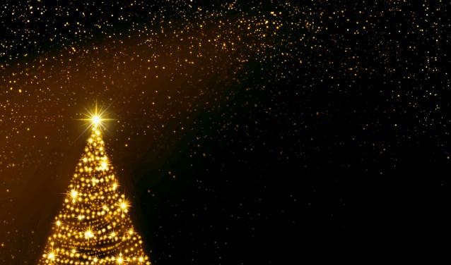 Sfeervolle kerst.