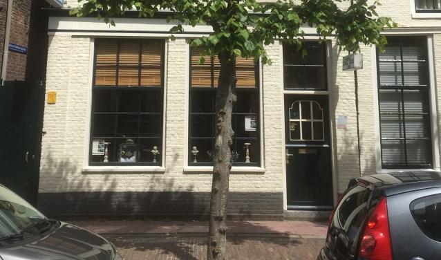 Caïssa-Eenhoorn verzorgt het kroegschaken in café Chez Dick.