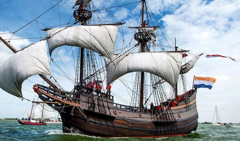 Een vergelijkbaar schip als de Pinas.